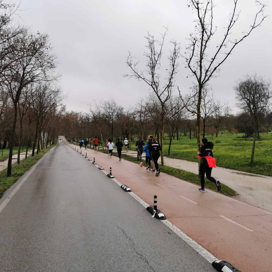 TRC - THE RUN CLUB - CLUB DE CORREDORES MADRID - COOREDORES12
