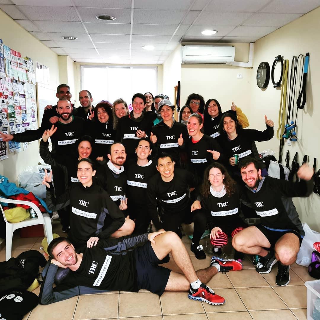 TRC - THE RUN CLUB - CLUB DE CORREDORES MADRID - COOREDORES14