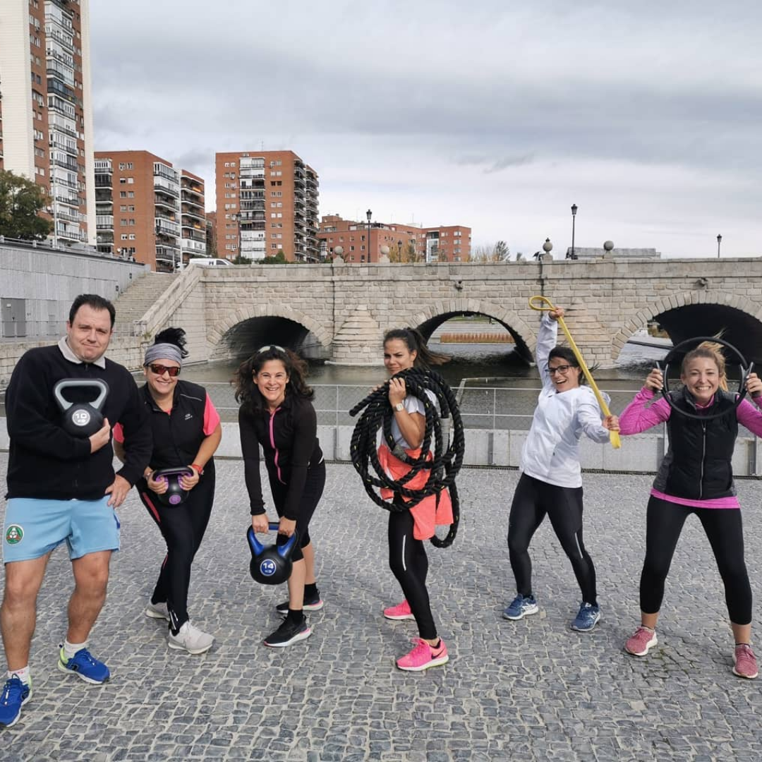 FLEXIRUN - ENTRENAMIENTO - FUNCIONAL - PARA - CORREDORRES - TRC - THE RUN CLUB - destacada