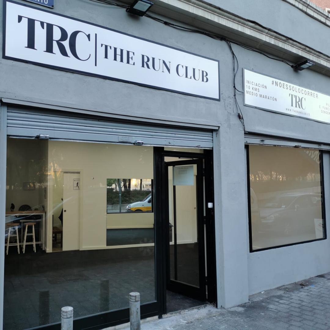 TRC - THE RUN CLUB - CLUB DE CORREDORES MADRID - COOREDORES20