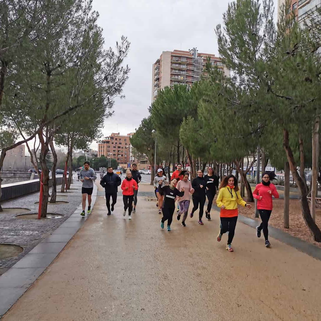 TRC - THE RUN CLUB - CLUB DE CORREDORES MADRID - COOREDORES5