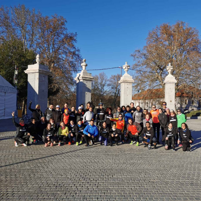 ZONA DE CORREDOR - TRC - THE RUN CLUB - CLUB DE CORREDORES MADRID