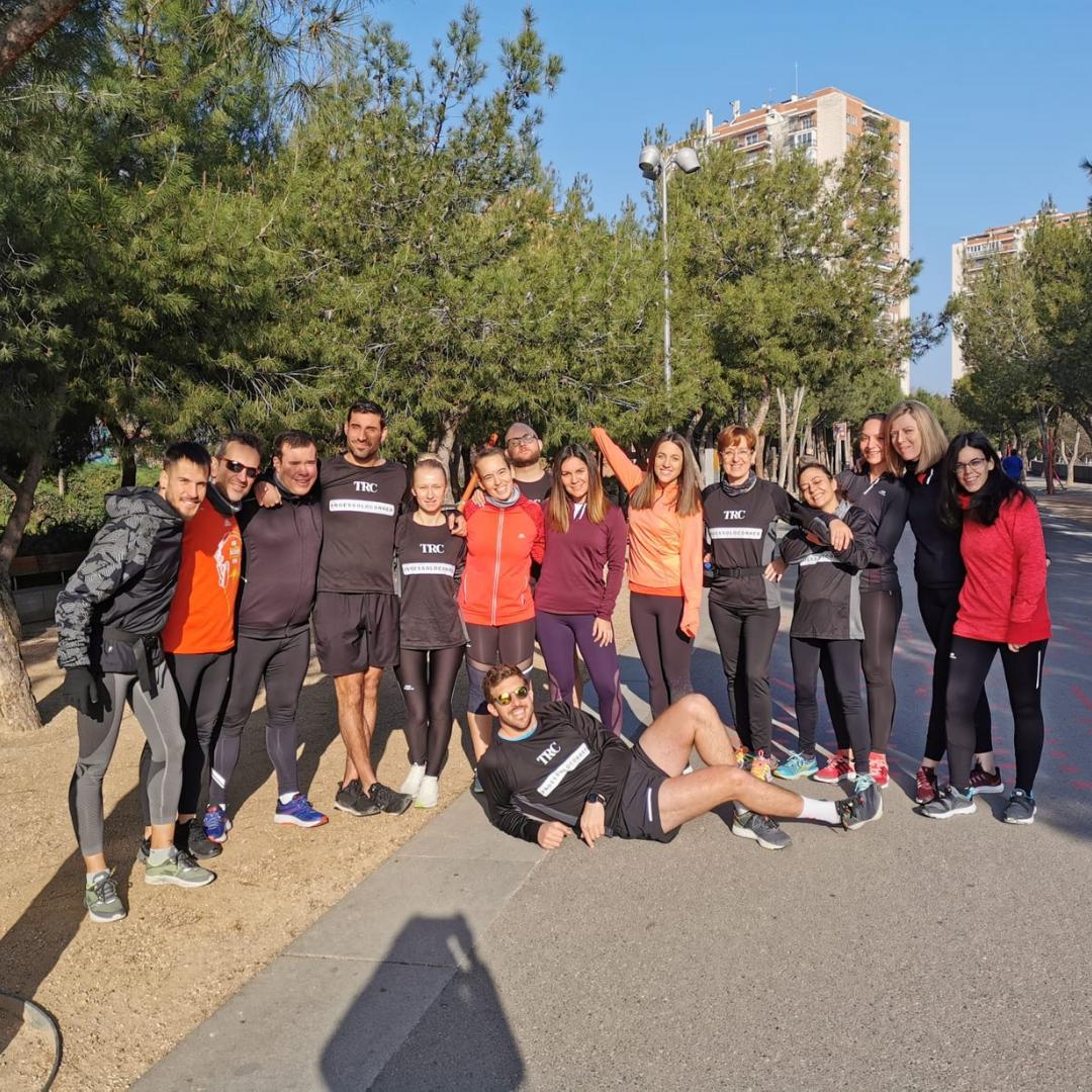 Trabaja con nosotros - Grupo de entrenamiento de running