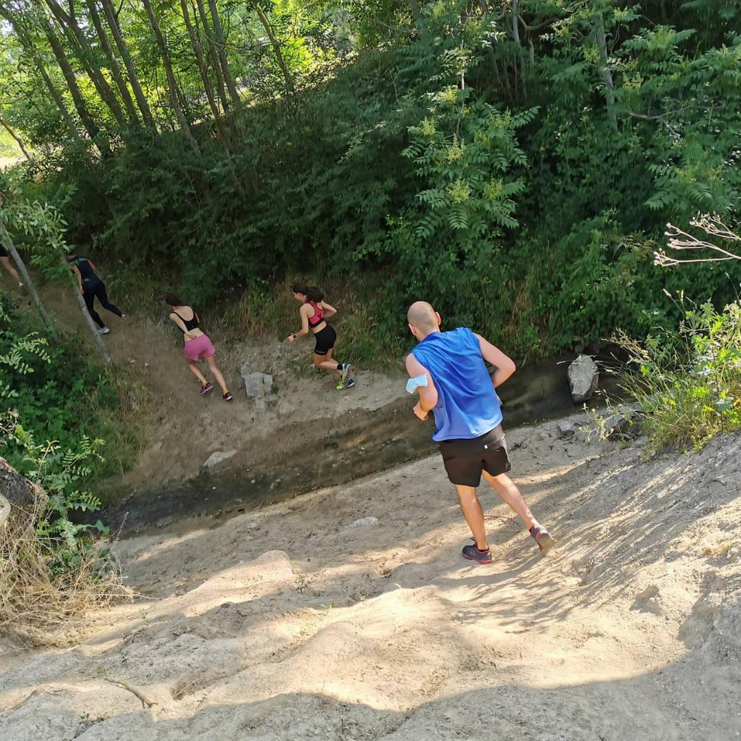 Trabaja con nosotros - Grupo de entrenamiento trail running