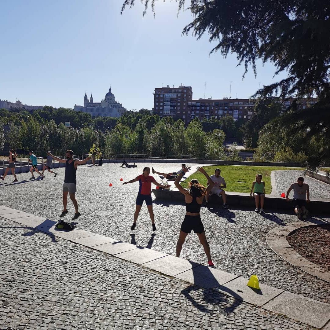 Programa Runner - Entrenamiento running funcional en madrid rio