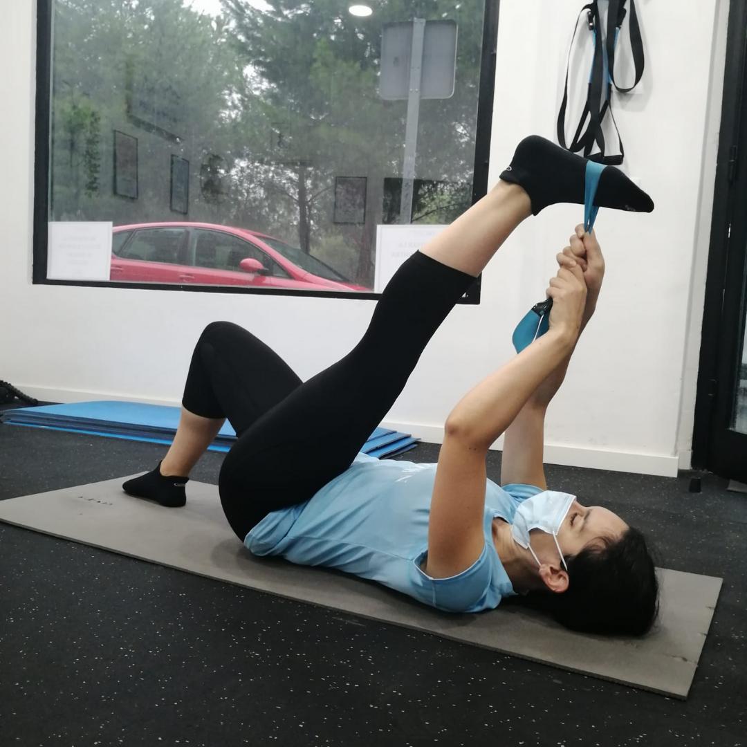 Centro de Pilates Reformer madrid - TRC Flex