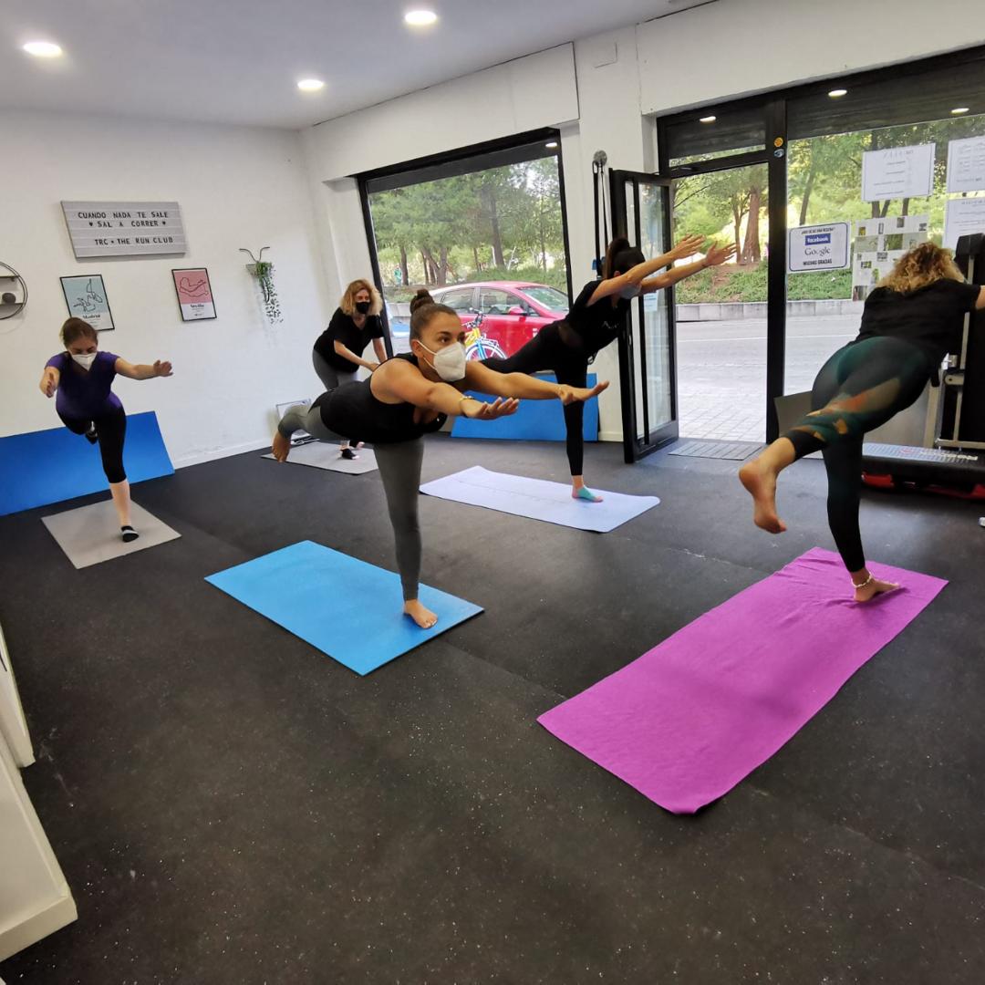 Centro de Pilates suelo madrid - TRC Flex