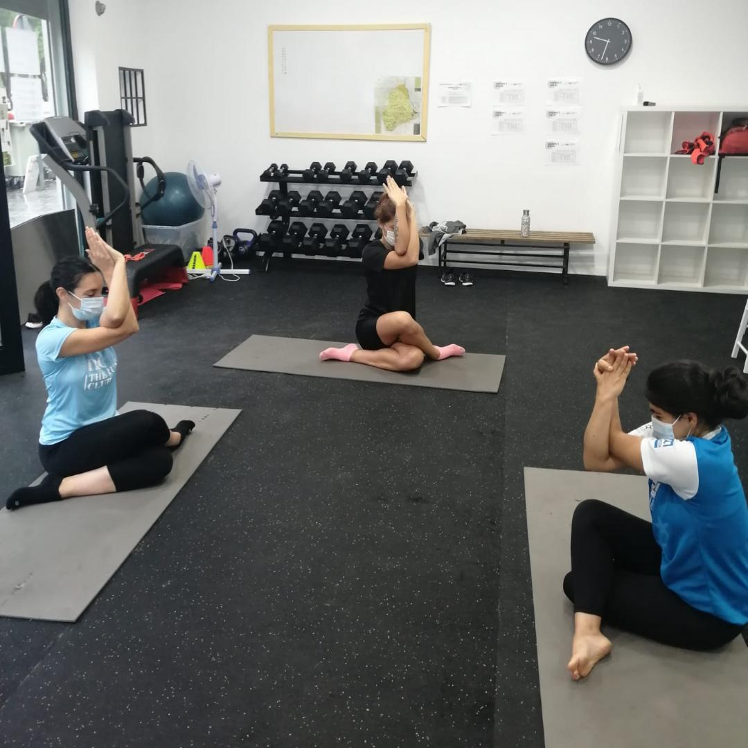 Centro de Yoga madrid - TRC Flex