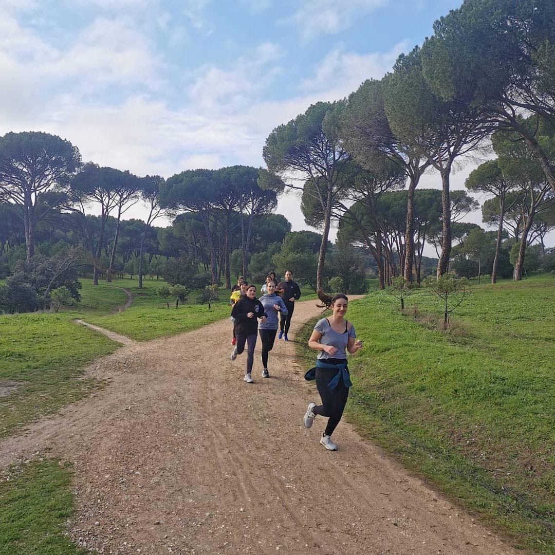 Empezar a correr en Madrid - Curso de Iniciación al running - TRC The Run Club - 2