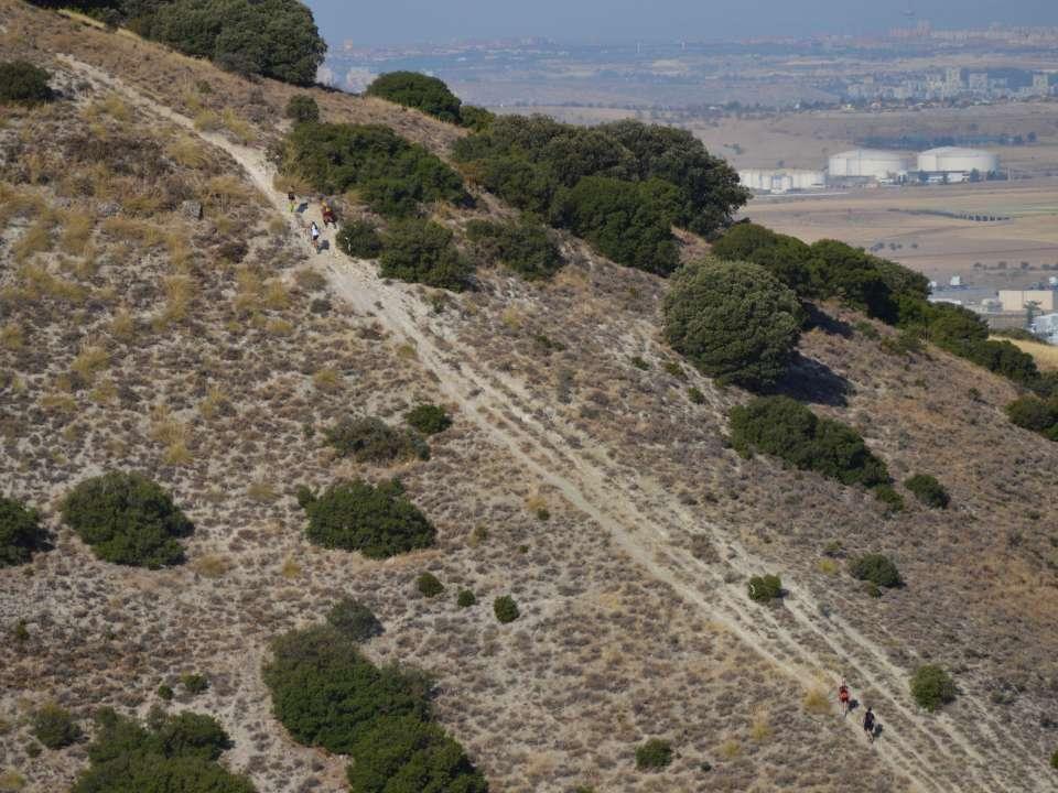 Trail Torres de Alameda